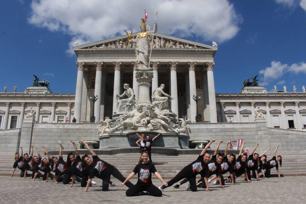 EUROPEAN CHEERLEADING CHAMPIONSHIP BIENNH 2016 2